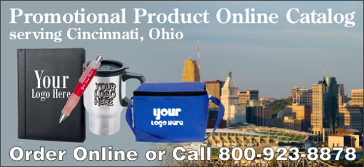 Promotional Products Cincinnati, Ohio